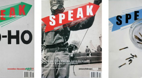 SPEAK Magazine